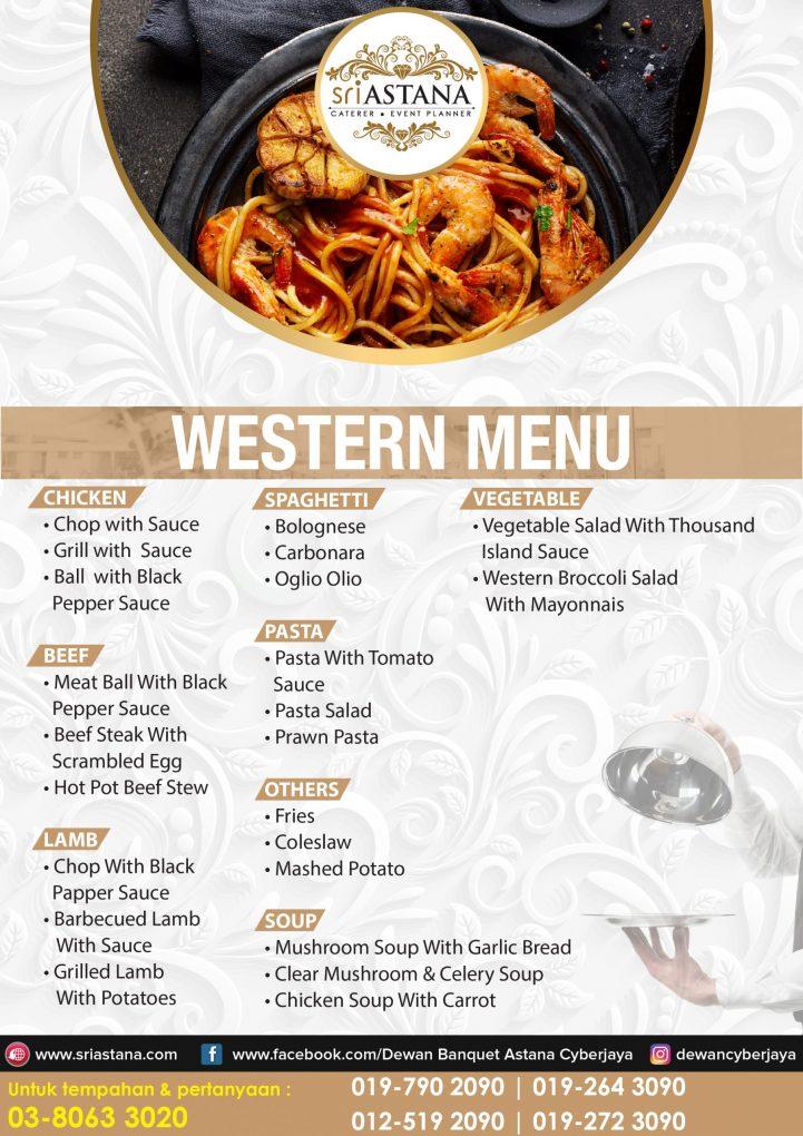 Food Menu 03